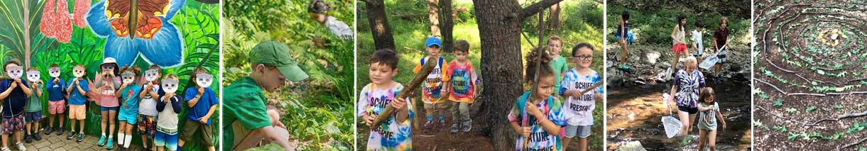 Summer Nature Program at Schiff, Mendham NJ